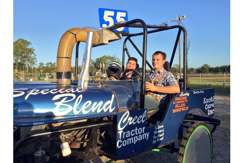 "Start your engines! For the ""Mile of Mud"" 