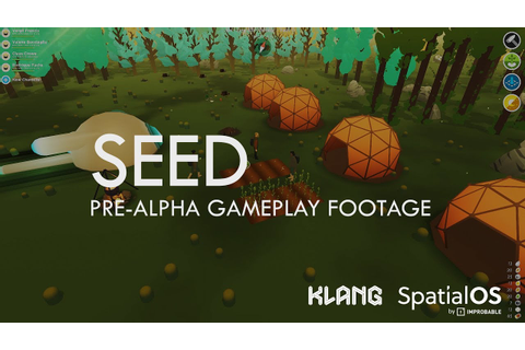 Seed by Klang Games (pre-alpha footage of upcoming ...