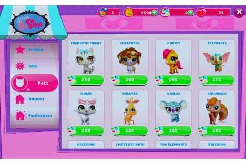 Littlest Pet Shop – Games for Android 2018 – Free download ...