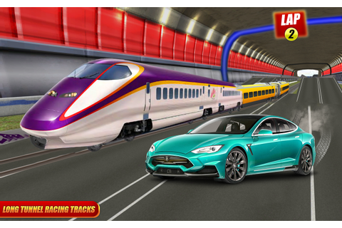 Car vs Train: High Speed Racing Game - Android Apps on ...