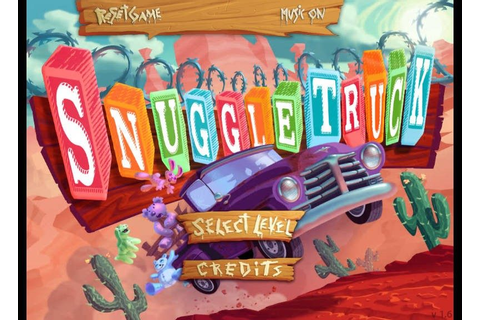 Snuggle Truck (2012) by Owlchemy Labs Linux game