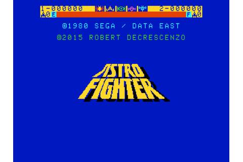 Astro Fighter Details - LaunchBox Games Database