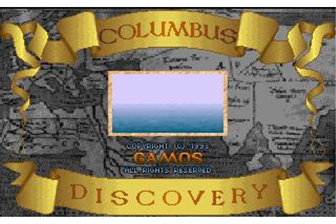 Columbus Discovery Download (1992 Puzzle Game)