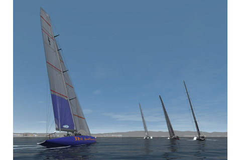 32nd America's Cup - The Game (aka Virtual Skipper 5 ...