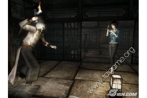 Fatal Frame III: The Tormented - Download Free Full Games ...
