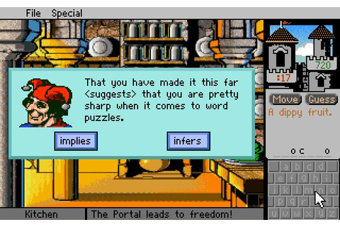 Mind Castle: Spell of The Word Wizard Download (1993 ...