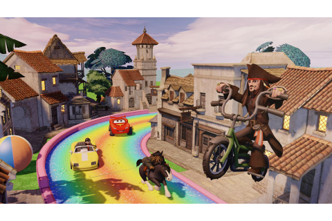 Disney Infinity review: Imagination land | Polygon