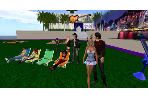 Games Like Blue Mars - Virtual Worlds for Teens