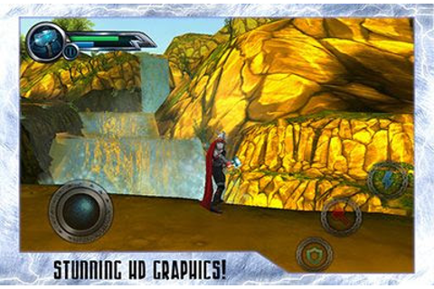 iPhones Games and Applications: THOR: Son of Asgard