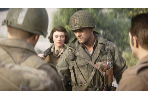 'Call Of Duty: World War 2' Campaign Review: The Good, The ...