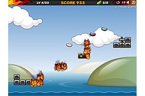 Firebug Game - Play online at Y8.com