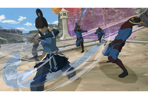 Platinum Games' The Legend of Korra 15 Minutes Gameplay ...