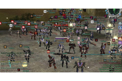 Game Online RF- Rising Force Online Indonesia (Di Sini ...