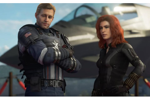 Why Does Crystal Dynamics' 'Avengers' Game Look So Weird?