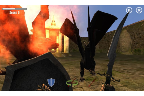 Dragon Slayer : Reign of Fire APK Free Adventure Android ...