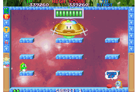 Bubble Memories: Story of Bubble Bobble 3 (1995) by Taito ...