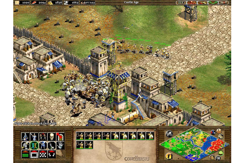 Age of Empires II: The Conquerors Free Download ...