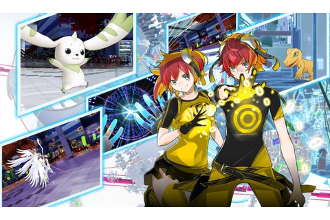 Digimon Story: Cyber Sleuth PS4 review - Digimon for older ...