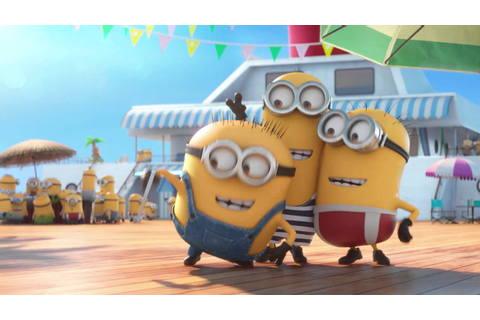 Minions Paradise Mobile Game - YouTube