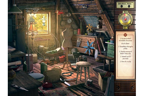 Finding Hope download free :: Play Hidden Object Games