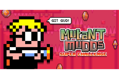 Mutant Mudds™ Super Challenge | Wii U download software ...