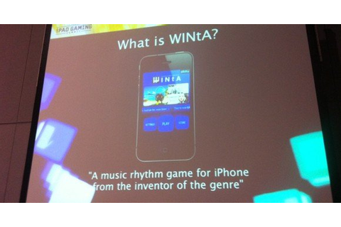 GDC Online 2010: 'WINtA' – A Rhythm Game from the Creator ...