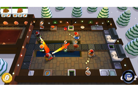 Overcooked Festive Seasoning DLC Is Free, Introduces A ...