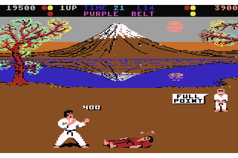 System 3 | International Karate [C64]