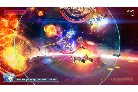 Shoot Em Up Astebreed Coming into PS4 This June | Playseeker