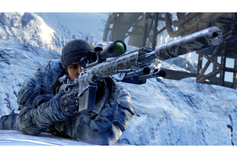 16 Sniper: Ghost Warrior 2 HD Wallpapers | Background ...