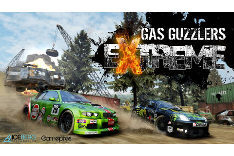 Gas Guzzlers Extreme GAMEPLAY PC - YouTube