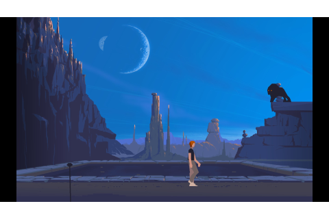 Another World - 20th Anniversary Edition Review (3DS eShop ...