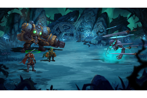 Battle Chasers: Nightwar on Steam