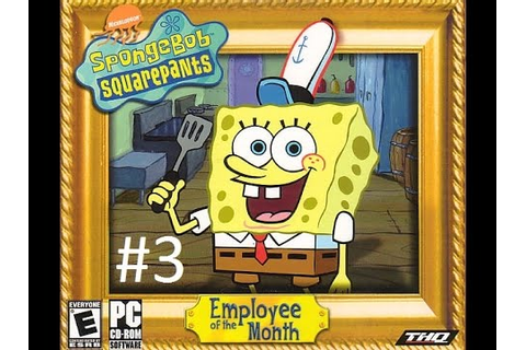 Mini Lets Play: Spongebob Employee of the Month part 3 ...