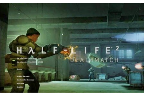 Half Life 2 Deathmatch Free Download PC Game