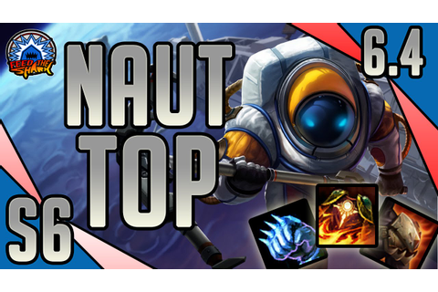 League of Legends - Astro Nautilus Top - Full Game ...