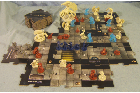 Dungeons and Dragons | Fletcher Library Games