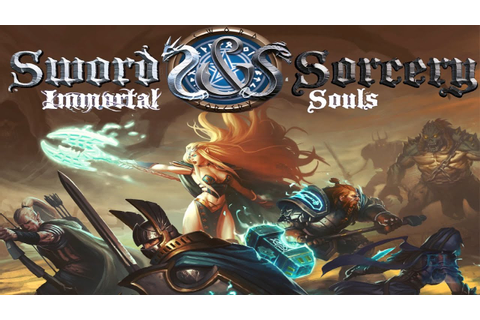 [EL] Board-Game: Sword & Sorcery (ANTEPRIMA) - YouTube