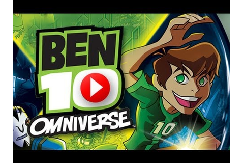 Ben 10 Omniverse E3 2012 HD Game Trailer - PS3 X360 Wii DS ...