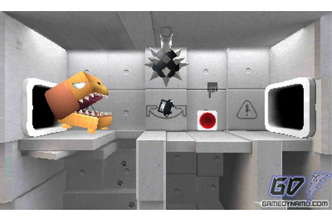 Game News: Ubisoft Announces Cubic Ninja for Nintendo 3DS ...