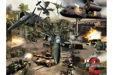 Battlefield 2 Game Free Download Full Version for PC ...