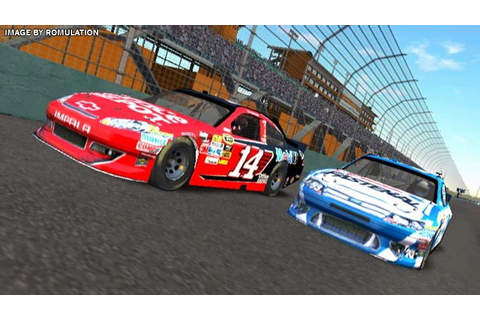 NASCAR The Game Inside Line (USA) Nintendo Wii ISO ...