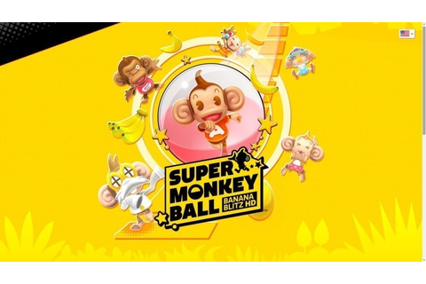 Super Monkey Ball Banana Blitz HD for PS4, Xbox One ...