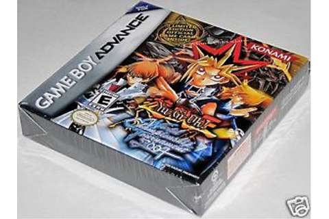 Yu-Gi-Oh! World Championship Tournament 2004 (Game Boy ...