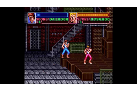 Super Double Dragon SNES Walkthrough/Detonado - YouTube