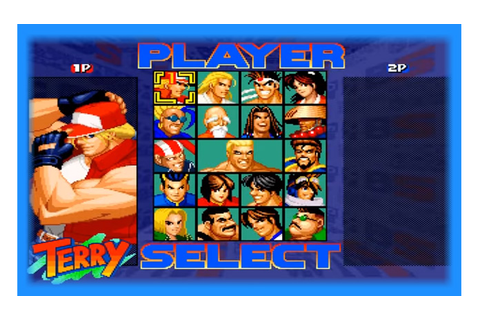 Real Bout Fatal Fury Dominated Mind - Mugen Download | GO ...