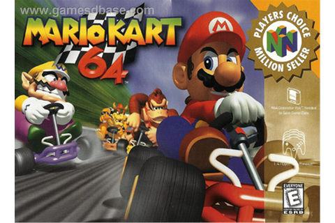 Phuket: Blast from the Past: Mario Kart 64