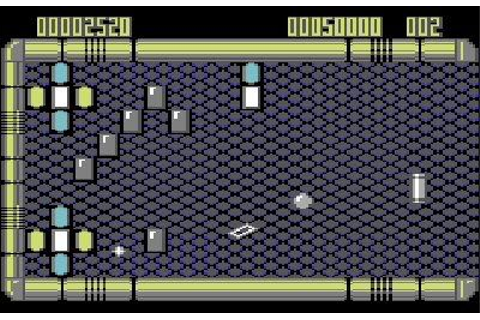A Gamer Forever Voyaging: Krakout (Commodore 64)