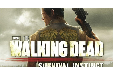 pcgames: The Walking Dead Survival Instinct pc game free ...