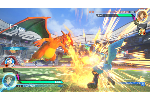 Pokken Tournament DX Announced For Nintendo Switch ...